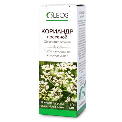 Эфирное масло кориандра Олеос