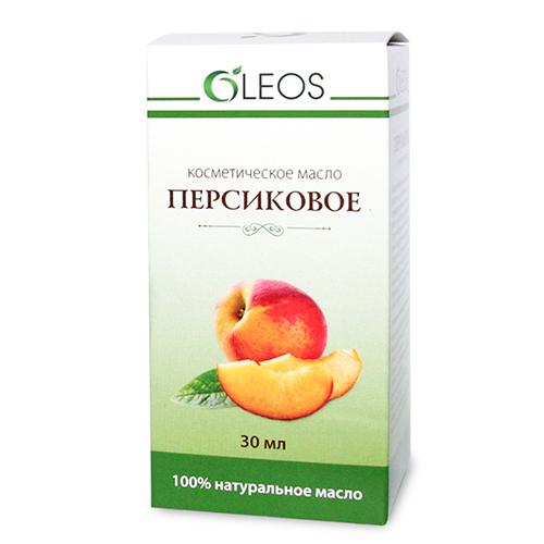 Косметическое масло персика