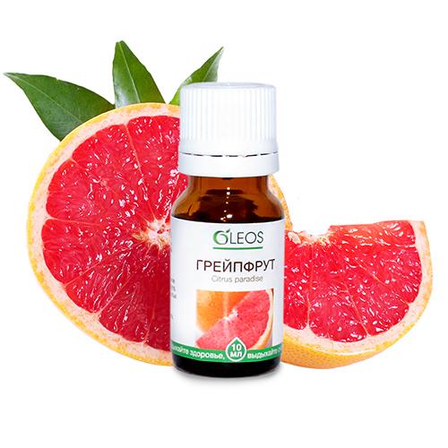 Эфирное масло грейпфрута Олеос