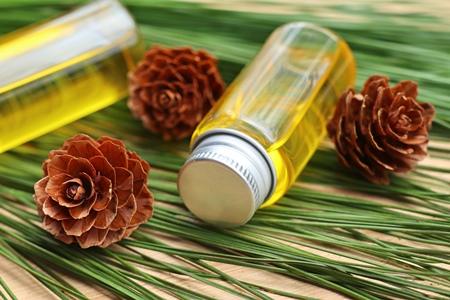 Эфирное масло из сосны