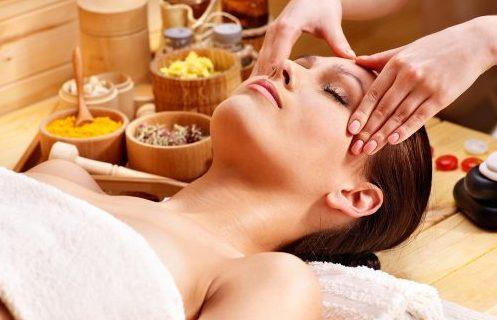 Уход за кожей с эфирными маслами
