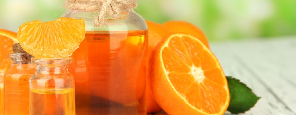 Цитрусовый шампунь/скраб с мёдом