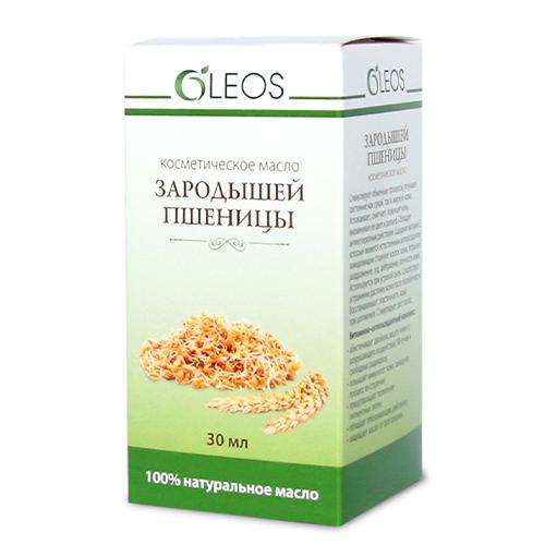 Масло зародышей пшеницы Олеос