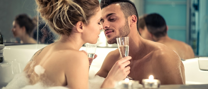 Ванна с маслом пачули, пробуждающая влечение