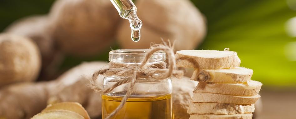Применение имбирного масла в косметологии